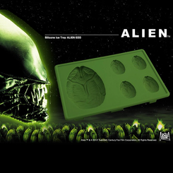 Alien Egg Pod Ice Cube Tray