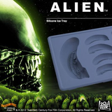 Alien Head Ice Cube Tray