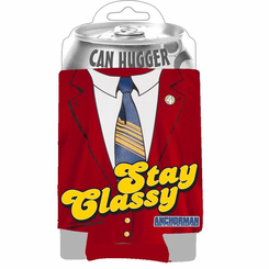 Anchorman Stay Classy Can Hugger