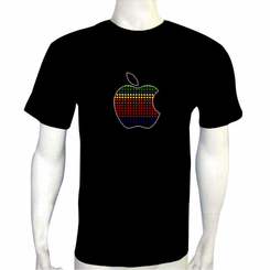 Apple Light Up LED Shirt