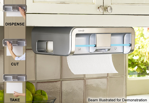 Automatic Paper Towel Dispensers - Click to enlarge