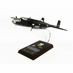 B-25B Mitchell Bomber Signed by Richard Cole
