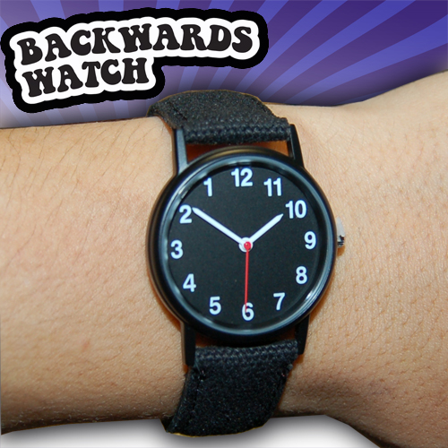 Backwards Watch - Click to enlarge