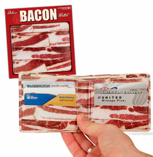 Bacon Wallet - Click to enlarge
