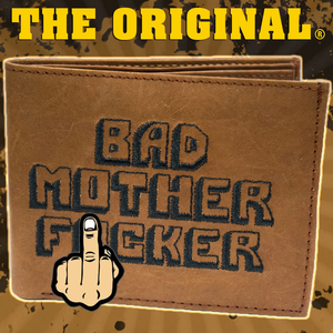 Bad Mother Fucker Wallet - Click to enlarge