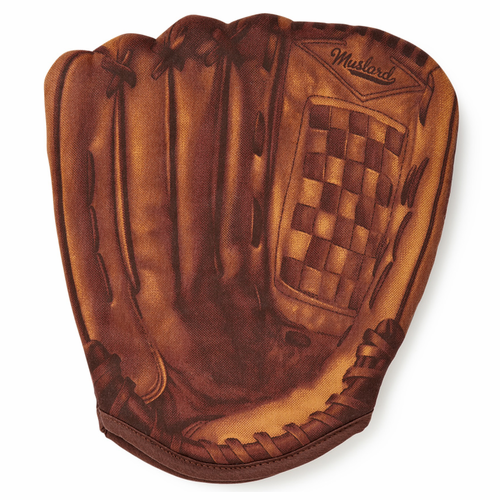 Baseball Glove Oven Mitt - Click to enlarge