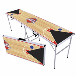 Basketball Classic Beer Pong Table
