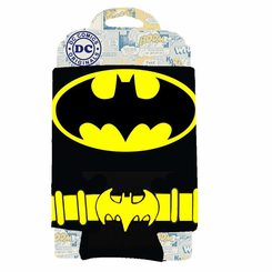 Batman Black/Gold Uniform Can Hugger