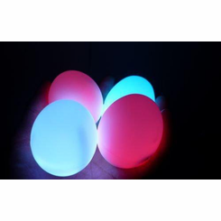 Battery Lighted Self Color Changing Egg