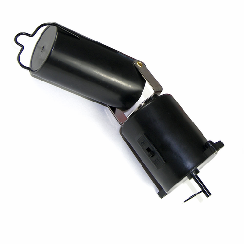Battery Operated Mirror Ball Motor - Click to enlarge