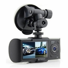 Blackbox Dual Car Camera Recorder w/ GPS Logger