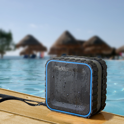 Bluetooth Waterproof Splash Speaker