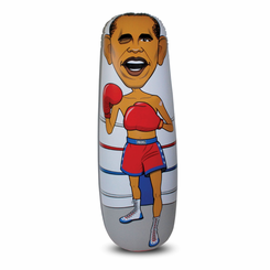 Bop Obama Punching Bag