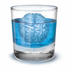 Brain Freeze Ice Cube Tray Mold