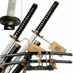 Bride and Bills Replica Sword Set Kill Bill