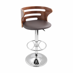 Brown Cosi Barstool BS-JY-COSI-BN