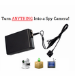 Build a Professional Spy Camera DVR Kit