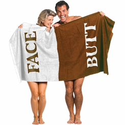 Butt / Face Towel
