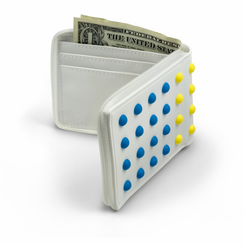 Button Candy Stash Wallet