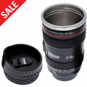 Camera Lens Mug - Click to enlarge