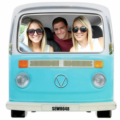 Campervan Picture Frame