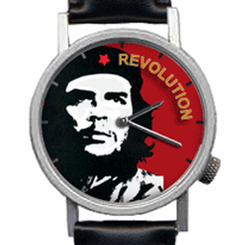 Che Guevara Revolution Watch