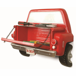 Chevy Step Side Truck 3-D Rear Wall Shelf