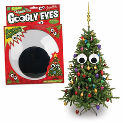 Christmas Tree Googly Eyes