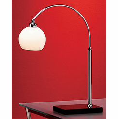 Chrome Arch Lamp LS-ARCH-FLR