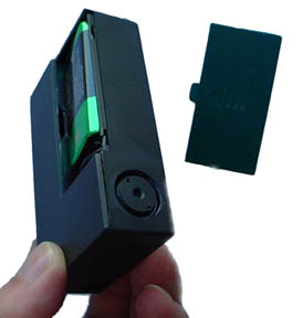 Cigarette Pack 2.4Ghz Wireless Hidden Camera - Click to enlarge