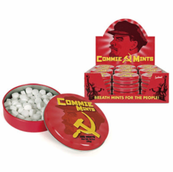 Commie Mints - Breath Mints for the People