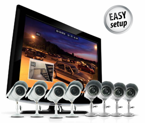 camera security systems - Click to enlarge