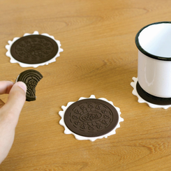 Cookie Sandwich Coasters