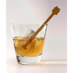 Cool Jazz Guitar Ice Cube Tray Mold
