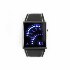 CoolBlack Pulse Watch