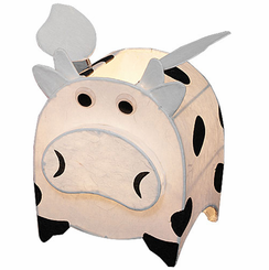 Cosmo the Cow with Wings NightTime Pals Lamp  IVLS-COW