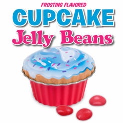 Cupcake Jelly Beans