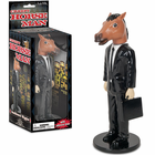 Dashboard Creepy Horse Man