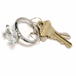 Diamond Bling Keychain