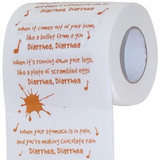 Diarrhea Song Toilet Paper