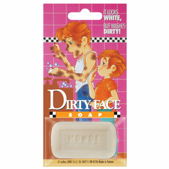 Dirty Face Prank Soap