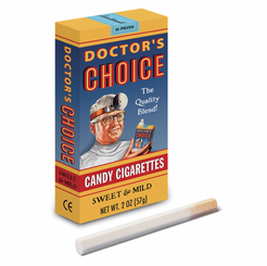 Doctor's Choice Candy Cigarettes