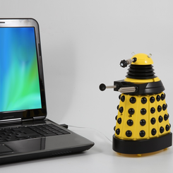 Doctor Who Dalek USB Desk Protector