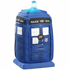 Doctor Who TARDIS Plush