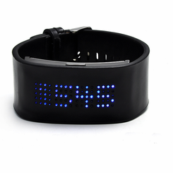 Dot Matrix Rave Watch