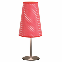 Dot Table Lamp Red LS-DOT-LAMP-R