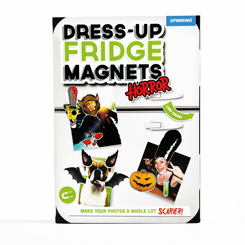 Dress Up Fridge Magnets
