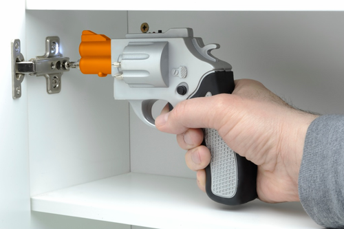 Drill Gun Power Screwdriver - Click to enlarge