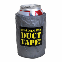 Duct Tape Can Koozie