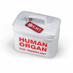 E.M.T. Organ Cooler Lunch Bag